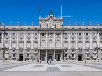 Palacio Real, visitare Madrid