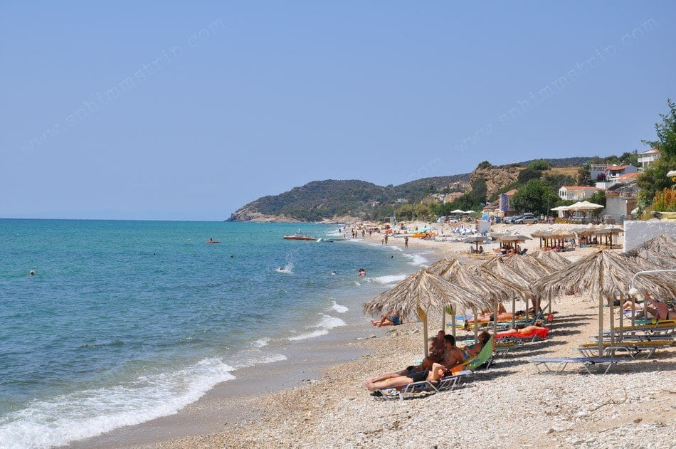 Cosa vedere a Thassos, Paradise Beach