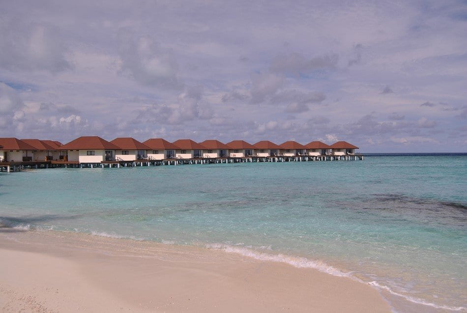 Vacanza alle Maldive, i bungalow over water