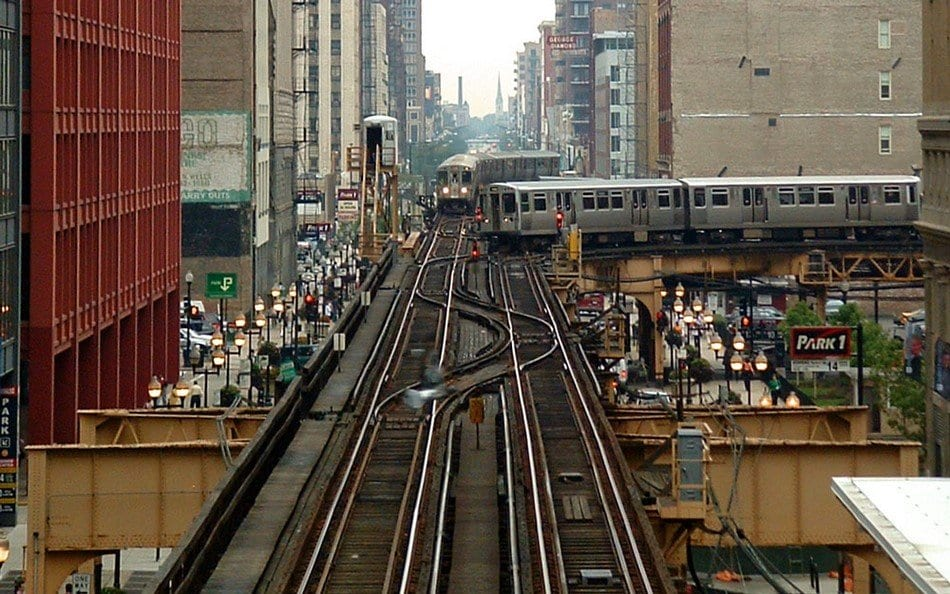 Chicago Loop-SEcorner by Kelly Martin
