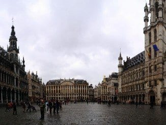 Bruxelles Grand Place, photo credit Pierre-Louis Ferrer on Flickr