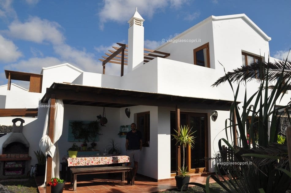 Casa Iside, B&B gay friendly a Lanzarote