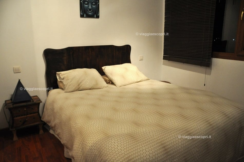 Casa Iside, la nostra camera da letto, B&B gay friendly a Lanzarote