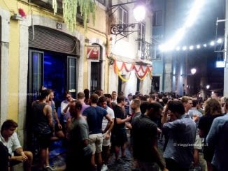 Movida gay nel Barrio Alto, Lisbona gay