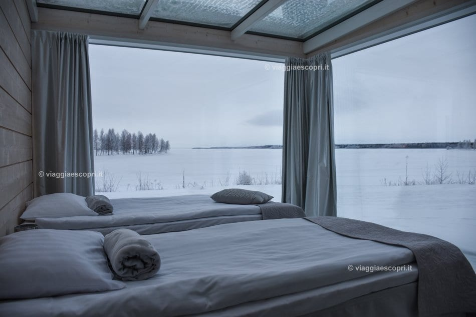 Seaside Glass Villa a Kemi, viaggio in Finlandia