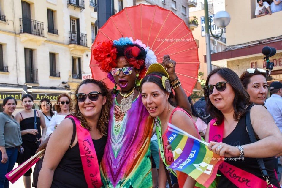 World Pride Madrid 2017, viaggi gay a Madrid