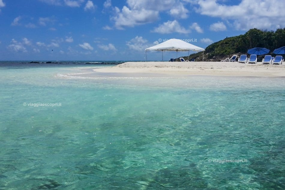 Prickly Pear Island, viaggio ad Antigua e Barbuda