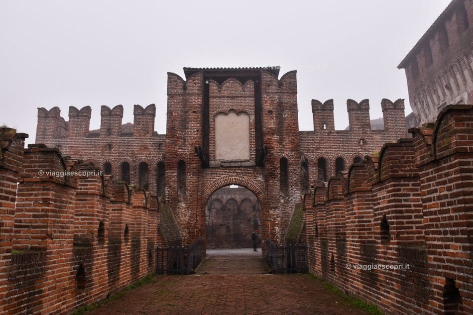 La Rocca di Soncino, weekend in Lombardia