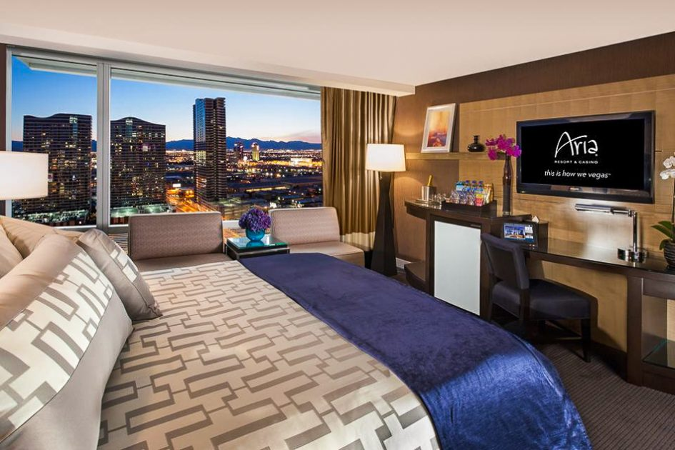 Aria Resort & Casino at City Center, 10 suite più lussuose di Las Vegas
